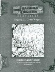 RPGA #7 - Nurture and Nature