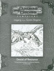RPGA #9 - Denial of Resource