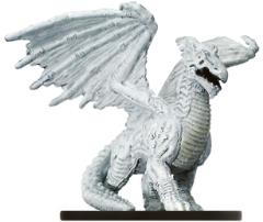 Large White Dragon (Young Adult)