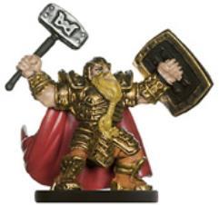 Divine Heroes #1 - Male Dwarf Paladin