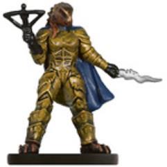 Martial Heroes #1 - Female Dragonborn Rogue