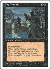 Bog Wraith (Spanish) (U)