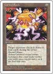 Cursed Rack (Spanish) (U)