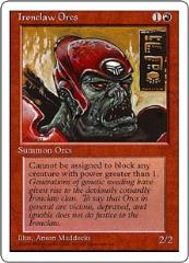 Ironclaw Orcs (Spanish) (C)