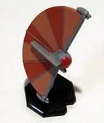 Asajj Ventress's Starfighter