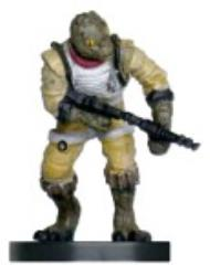 Bossk - Trandoshan Bounty Hunter