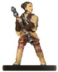 Leia - Bounty Hunter