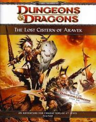 Dark Sun - The Lost Cistern of Aravek (Worldwide Game Day 2010)