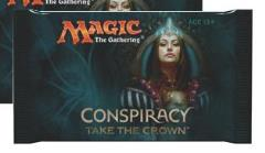 Conspiracy - Take the Crown Booster Pack