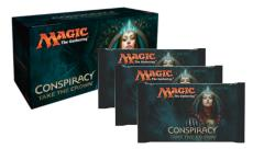 Conspiracy - Take the Crown Booster Box
