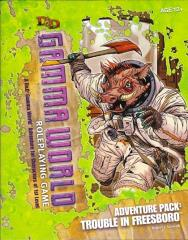 Gamma World - Trouble in Freesboro