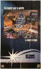 1998 Release Schedule Poster
