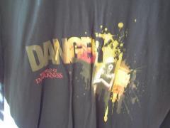 World of Darkness T-Shirt - Danger