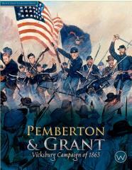 Pemberton & Grant - Vicksburg Campaign of 1863