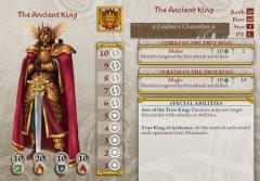 Ancient King, The (Promo)