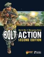Bolt Action - WWII Wargame Rules (2nd Edition)