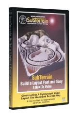 SubTerrain - Build a Layout Fast and Easy