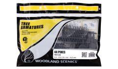 "Pine Tree Armatures (4"" - 6"")"