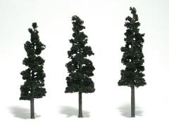 "Realistic Trees - Conifer Green (6""-7"")"