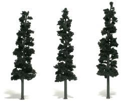 "Realistic Trees - Conifer Green (7""-8"")"
