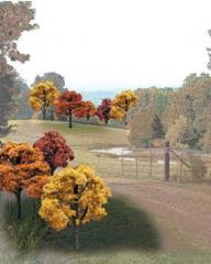 "Deciduous Trees - Fall Colors (2"" - 3"")"