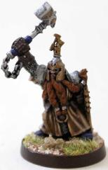 Dwarf Cleric #1