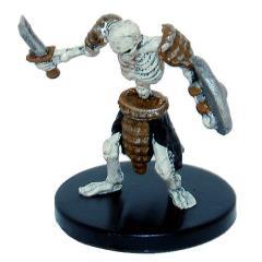 Skeleton (Knife & Shield) (U)
