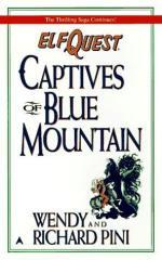 Book #3 - Captives of Blue Mountain