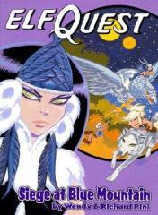 Book #5 - Siege at Blue Mountain