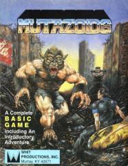 Mutazoids (1st Edition)