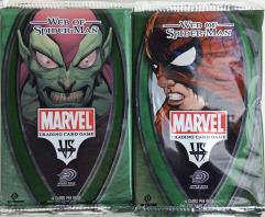 Web of Spider-Man Booster Pack Collection - 10 Packs