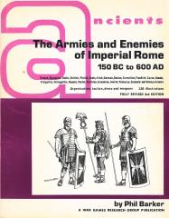 Armies and Enemies of Imperial Rome, The (3rd Edition)