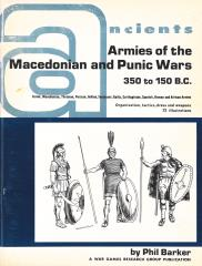 Armies of the Macedonian and Punic Wars 350 to 150 B.C.