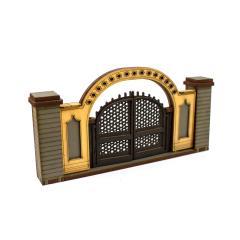 Compound Walls - Gate
