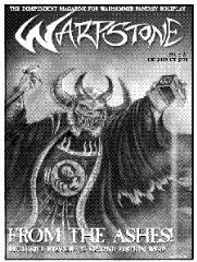 "#23 ""From the Ashes! - WFRP 2nd Edition, Marienburg History, The City of the Damned"""