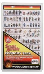 Assorted Worker Set