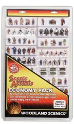 Assorted Figure Set
