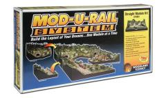 Mod-U-Rail System - Straight Module Kit