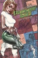 J. Scott Campbell's Danger Girl Sketchbook