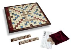 Giant Scrabble (Deluxe Wood Edition)