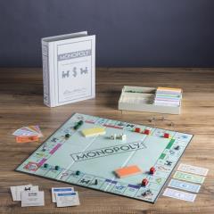 Monopoly (Vintage Bookshelf Edition)