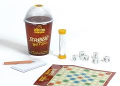 Scrabble Roll 'n Score - Coffee Time Game