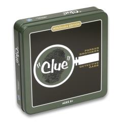 Nostalgia Tin - Clue