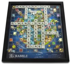 3D Scrabble (Limited World Edition)