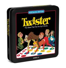 Nostalgia Tin - Twister