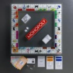 Monopoly (Glass Edition)
