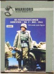 SS-Panzergrenadier - Ardennes. No.2 Dec. 1944