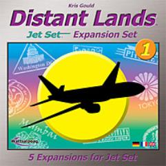 Jet Set - Distant Lands Expansion Set