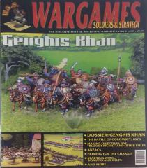 "#38 ""Genghis Khan Scenarios for Warhammer Ancient Battles & Pig Wars"""