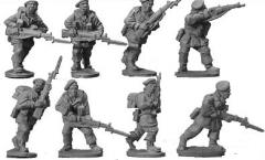 Paratrooper Riflemen w/Berets